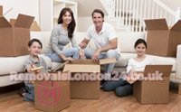 Hampstead residential movers